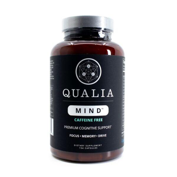 Qualia Mind Caffeine Free Bottle 154