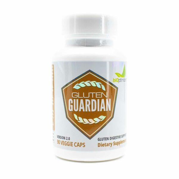 biOptimizers Gluten Guardian Packshot 90 caps