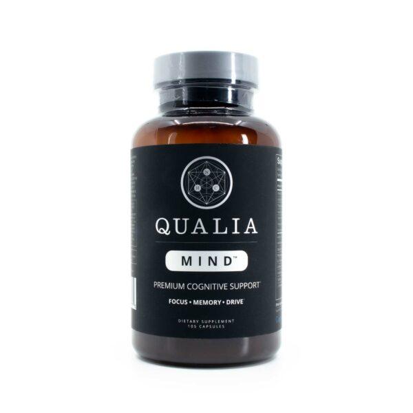 Qualia Mind bottle with 105 capsules